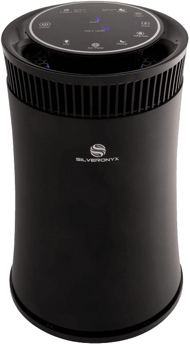 SilverOnyx_Air_Purifier_for_Home_with_True_HEPA_Filter