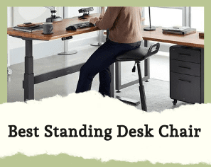 Which is The Best Standing Desk Chair to buy? Check out To Find Out!